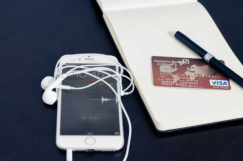 achat sur mobile